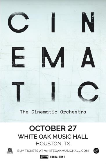 The Cinematic Orchestra: Main Image