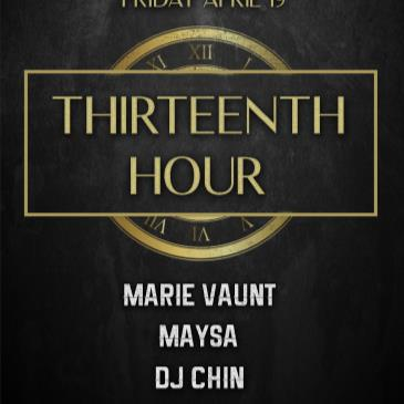 BARDOT FRIDAY 4.19 AFTER HOURS LAUNCH PARTY: THIRTEENTH HOUR-img