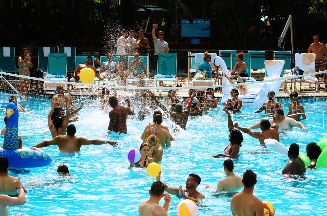 Mdw 2019 Dj Boris Pool Party At Harrah S Resort Ac