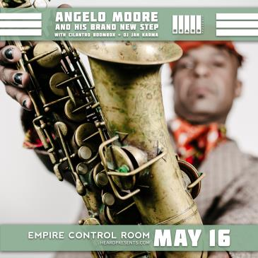 Angelo Moore and His Brand New Step: Main Image