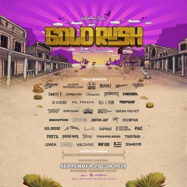 Goldrush 2019: Main Image