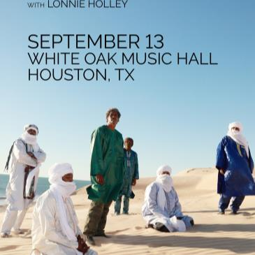 Tinariwen, Lonnie Holley-img