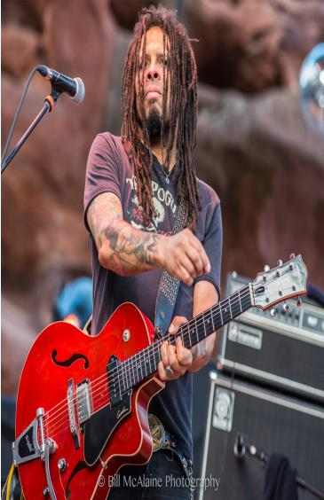 ERIC McFADDEN BAND (Kevin Carnes, Mike Anderson +++): Main Image