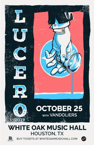 Lucero with special guests Vandoliers: Main Image