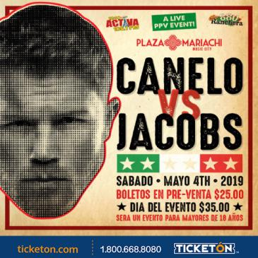 CANELO VS. JACOBS: Main Image