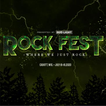 Rock Fest 2020: Main Image