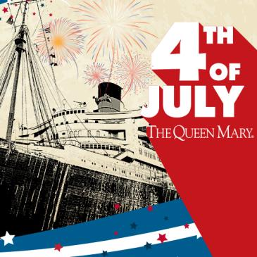 Queen Mary's All-American 4th of July Celebration: Main Image