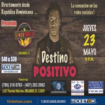 CANCELADO/ DESTINO POSITIVO: Main Image