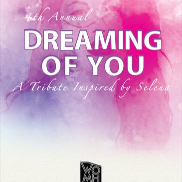 """4th Annual """"Dreaming of You"""" A Tribute Inspired by Selena-img"""