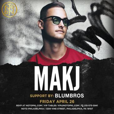 MakJ: Support by BlumBros-img