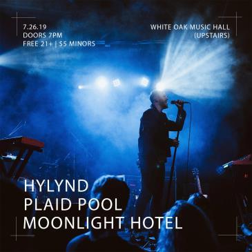 HYLYND, Plaid Pool, Moonlight Hotel: Main Image