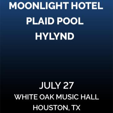 Moonlight Hotel with Plaid Pool and HYLYND-img