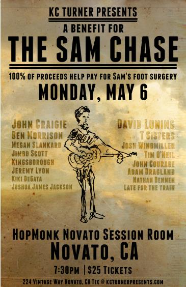 A Benefit for The Sam Chase: Main Image