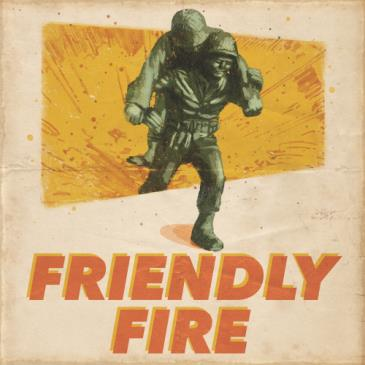 Friendly Fire (feat. John Roderick): Main Image