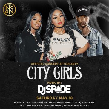 City Girls: Music By: DJ Spade-img