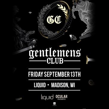 GENTLEMENS CLUB: Main Image