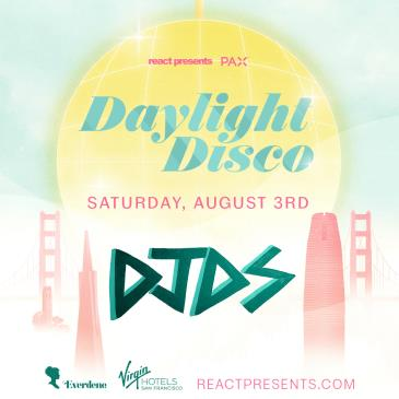 DAYLIGHT DISCO (SF): DJDS: Main Image