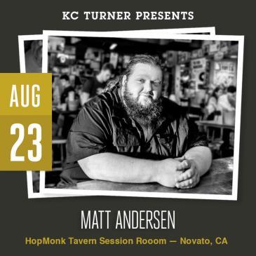 Matt Andersen: Main Image
