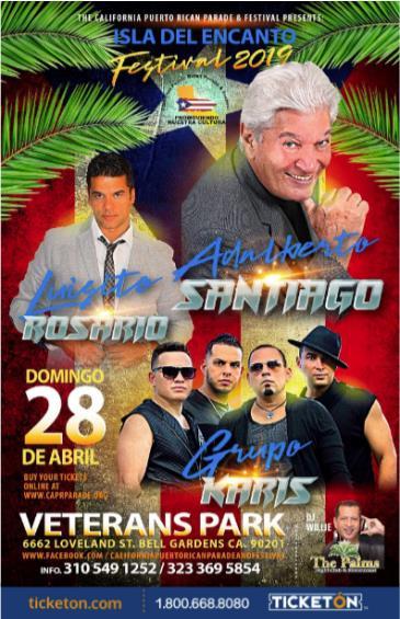 ISLA DEL ENCANTO FESTIVAL 2019: Main Image
