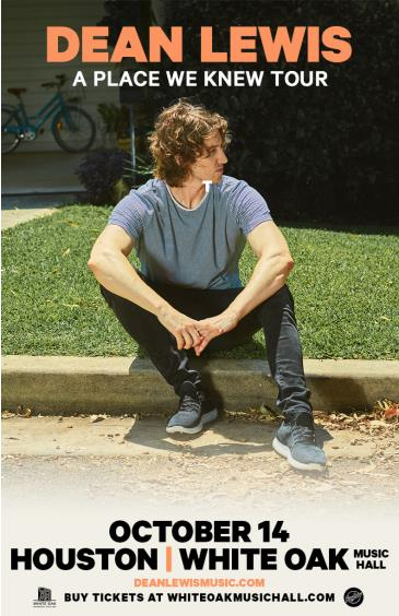 Dean Lewis - A Place We Knew: Main Image