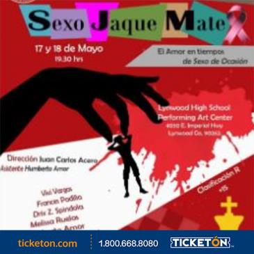 "OBRA TEATRAL ""SEXO JAQUE MATE"": Main Image"