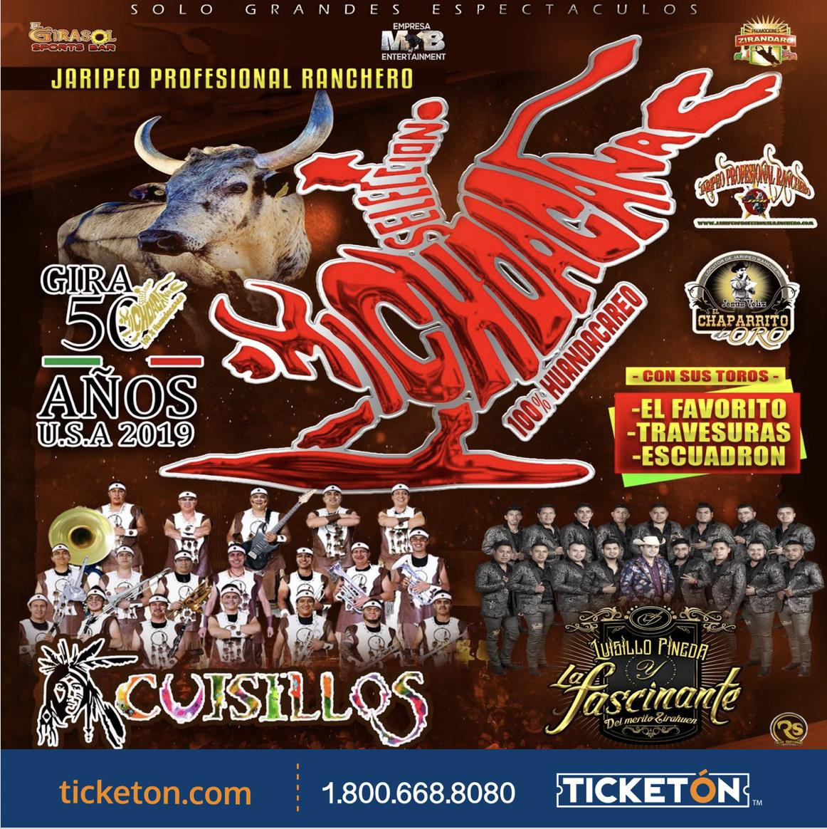Seleccion Michoacana Santa Rosa Tickets Boletos FairGrounds