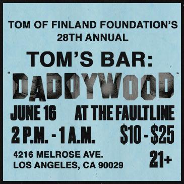 TOM's Bar 2019: