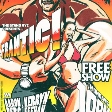 Frantic FREE Show!-img