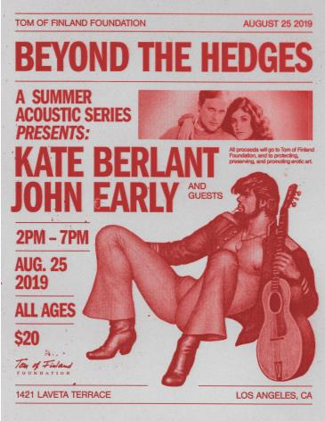 Beyond the Hedges with Kate Berlant: Main Image