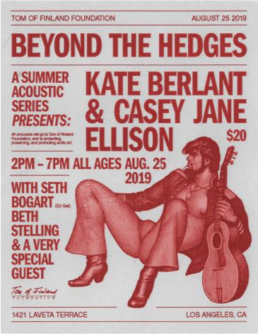Beyond the Hedges with Kate Berlant: