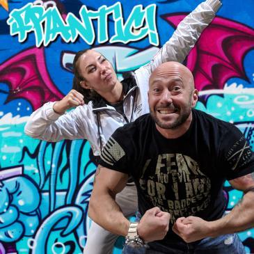 Frantic! FREE Show w/ Aaron Berg & Kerryn Feehan!: Main Image