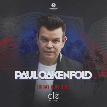 Paul Oakenfold - HOUSTON-img