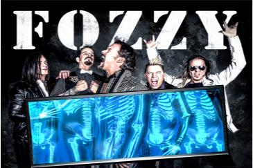 "FOZZY ""UNLEASHED IN THE WEST TOUR"": Main Image"