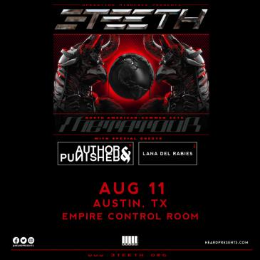 3TEETH w/ Author & Punisher and Lana Del Rabies-img
