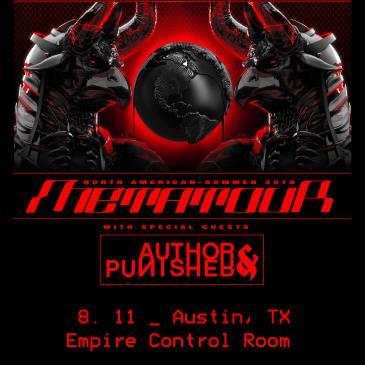 3TEETH w/ Author & Punisher-img