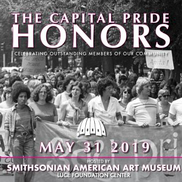 The Capital Pride Honors & Countdown! Pride Kickoff Party: Main Image