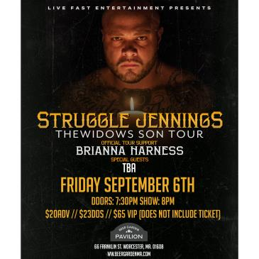 Struggle Jennings CANCELLED: Main Image