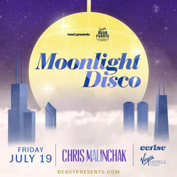 MOONLIGHT DISCO: Chris Malinchak: Main Image