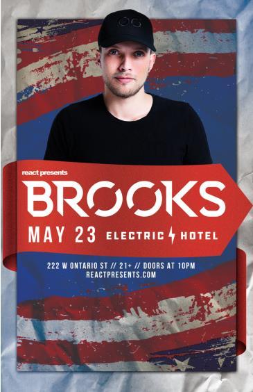 Brooks: Main Image