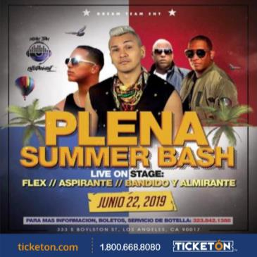 PLENA SUMMER BASH