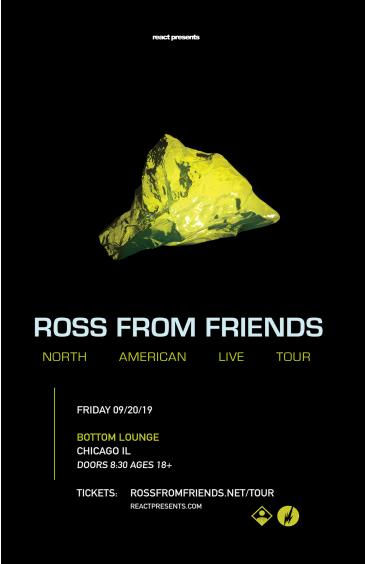 Ross From Friends: Main Image
