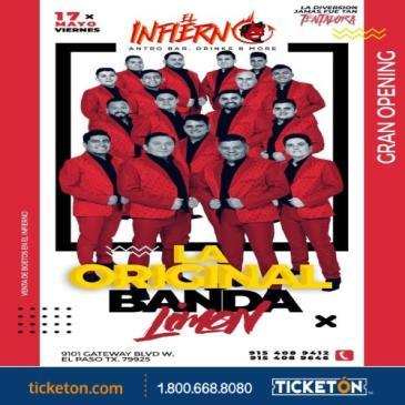 LA ORIGINAL BANDA EL LIMON: Main Image
