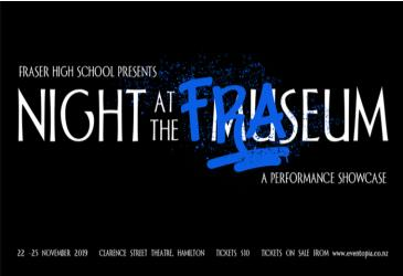 A Night at the Fraseum: Main Image