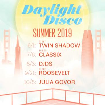 DAYLIGHT DISCO (SF): Lift Pass-img