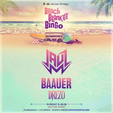 BEACH BLANKET BINGO w/ JAUZ  - COLUMBUS-img