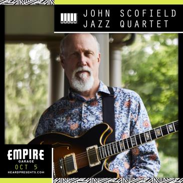 John Scofield's Combo 66 ft. George Colligan, Vicente Archer-img
