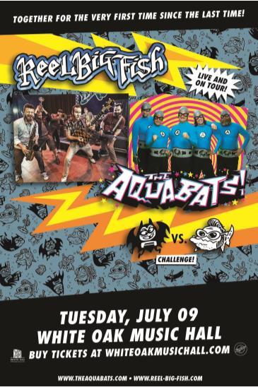 Reel Big Fish & The Aquabats: Main Image