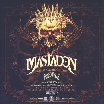 MASTADON + AWEMINUS: Main Image