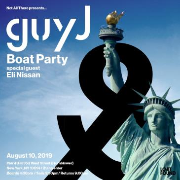 Not All There: Guy J Boat Party-img