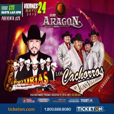 POLO URIAS & LOS CACHORROS